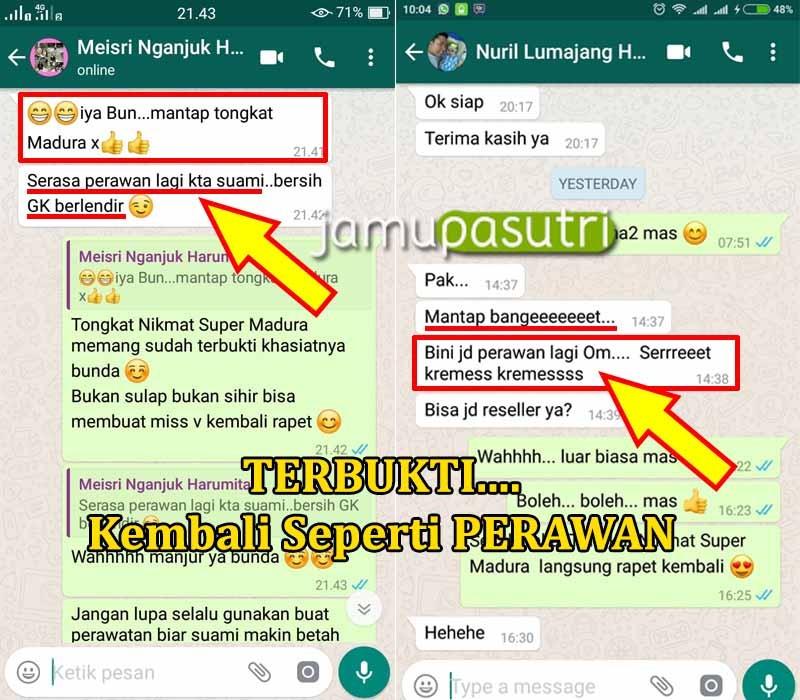 Efek Samping Tongkat Madura Dan Testimoni Tongkat Madura