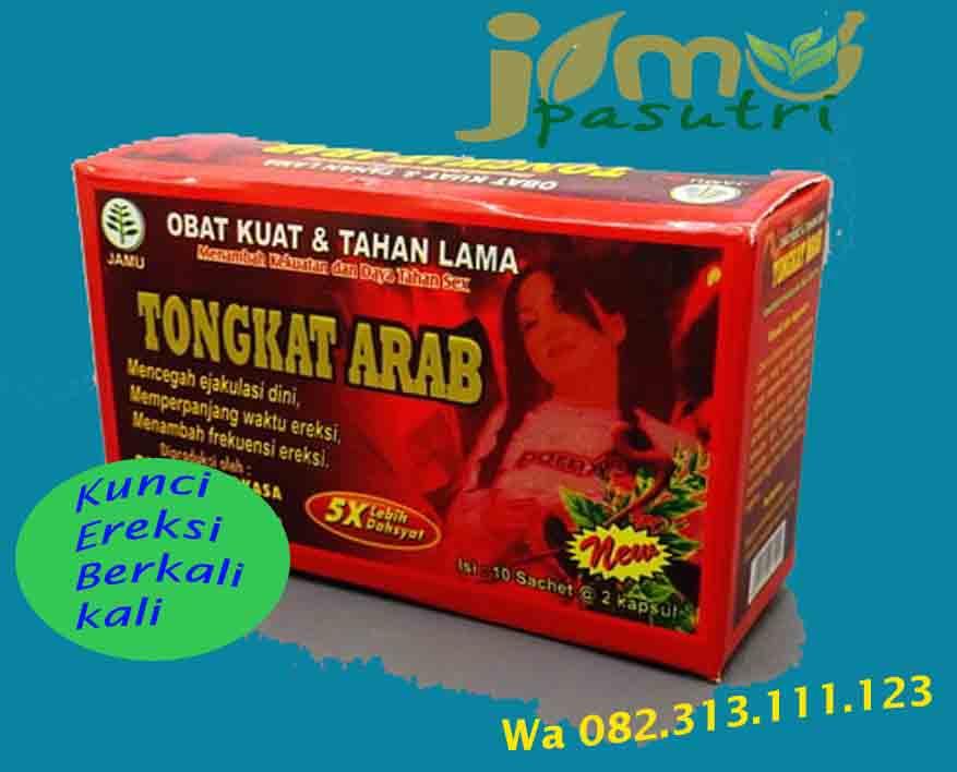 Efek Samping Tongkat Arab Kapsul