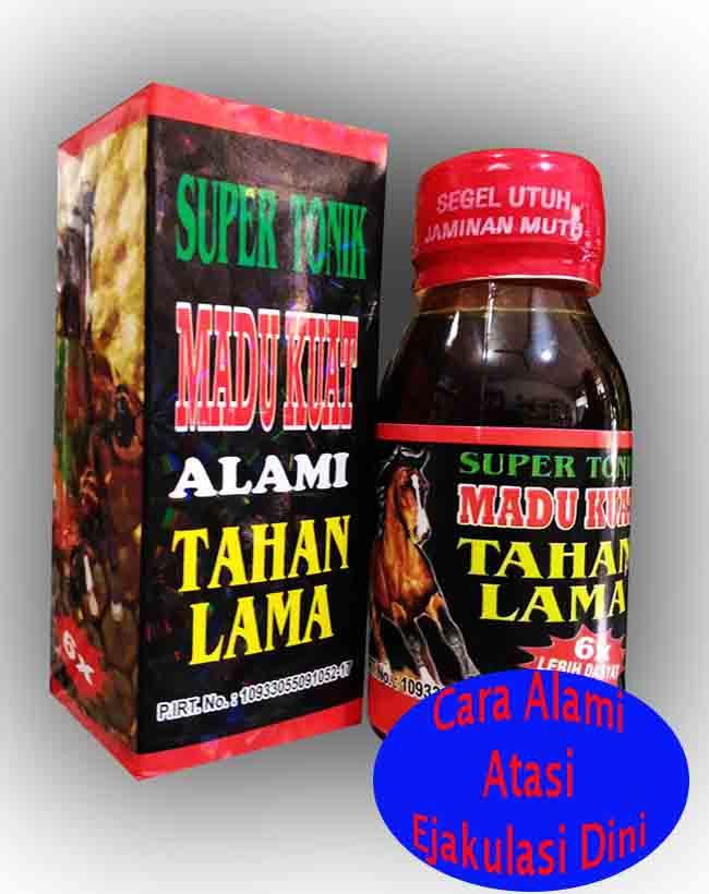Efek Samping Madu Super tonik
