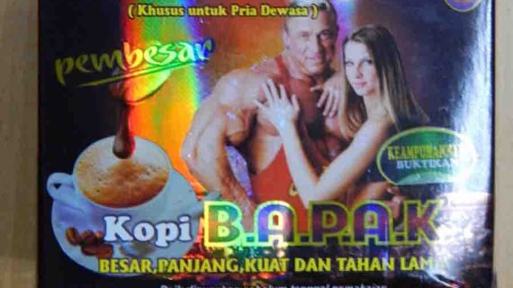 Manfaat Herbal Kuat Kopi Bapake Greng Joss