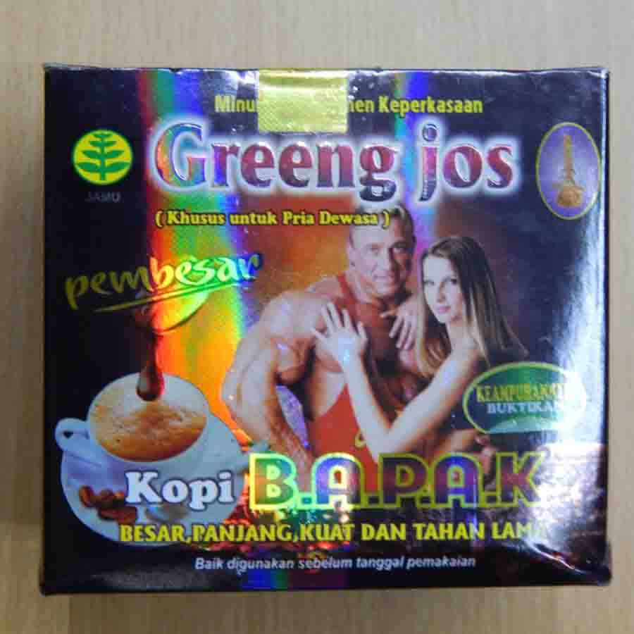 Gambar Herbal Kuat Kopi Bapake Greeng Jos