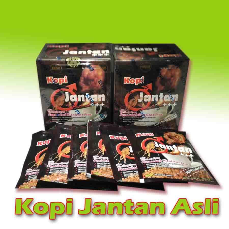 Iklan Kopi Jantan di Bandar Lampung Terlaris