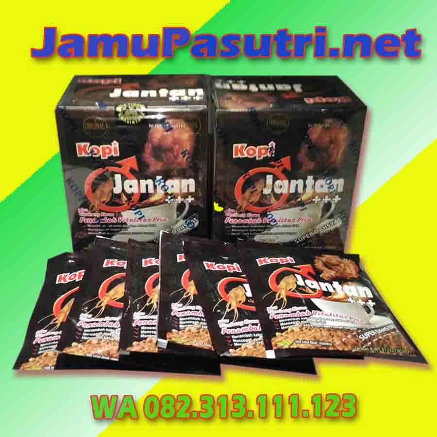 Order Kopi Jantan di Bandar Lampung Terlaris
