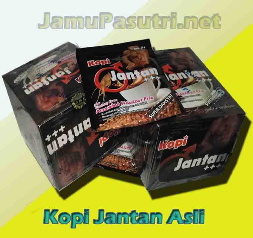 Iklan Kopi Jantan di Aceh Terlaris