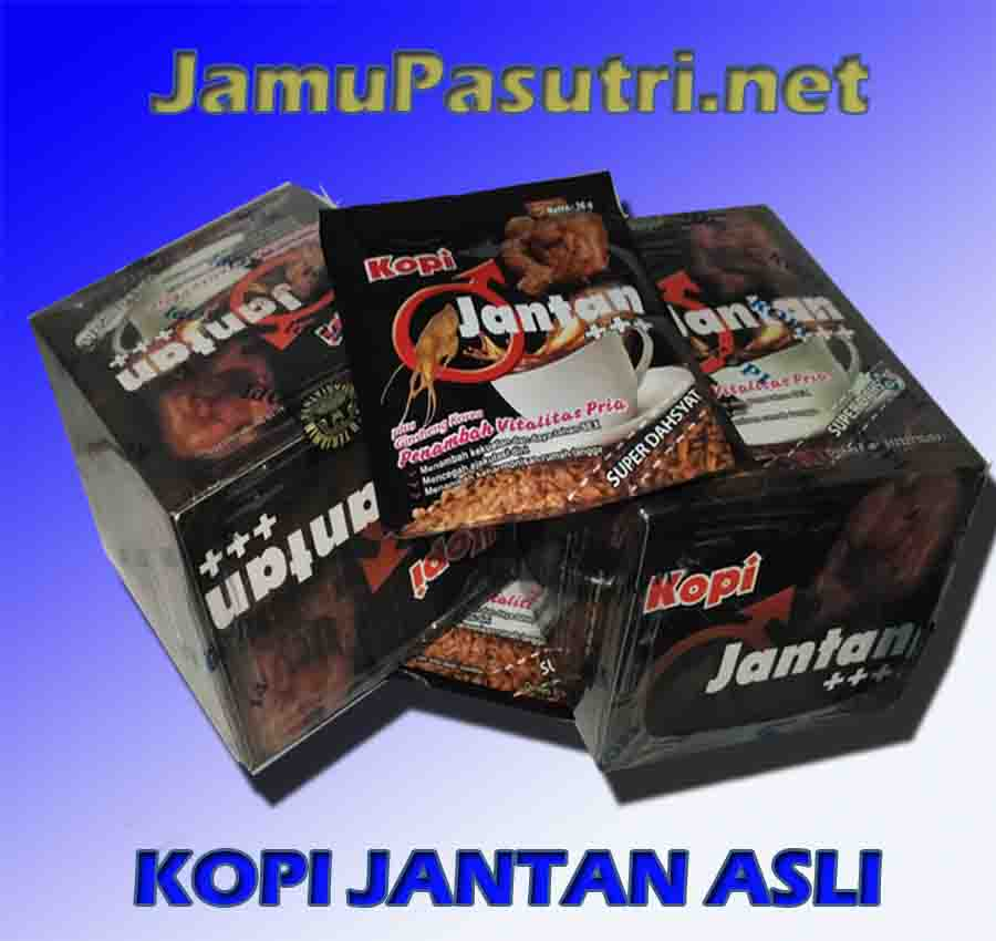 Agen Kopi Jantan di Aceh Termurah