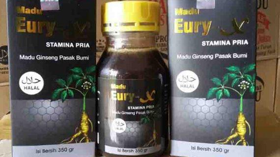 Penjual Madu Eury X Di Surabaya