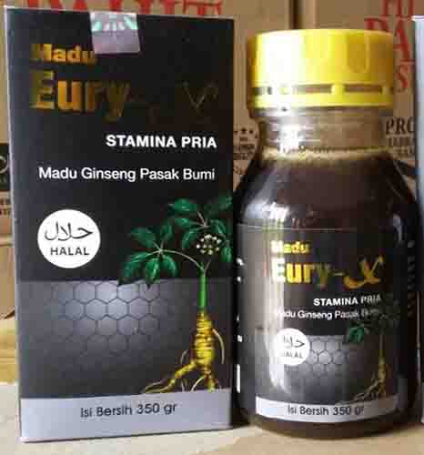 Review Madu Eury-X Pengental Sperma Original