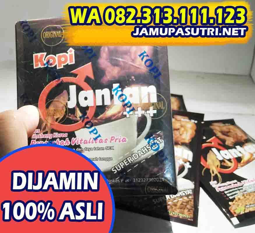 Distributor Kopi Jantan di Bandung Terlaris