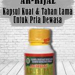 Harga Herbal Ar-Rijal Obat Kuat Ejakulasi Terlaris