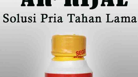 Cara Membedakan Herbal Ar-Rijal Palsu