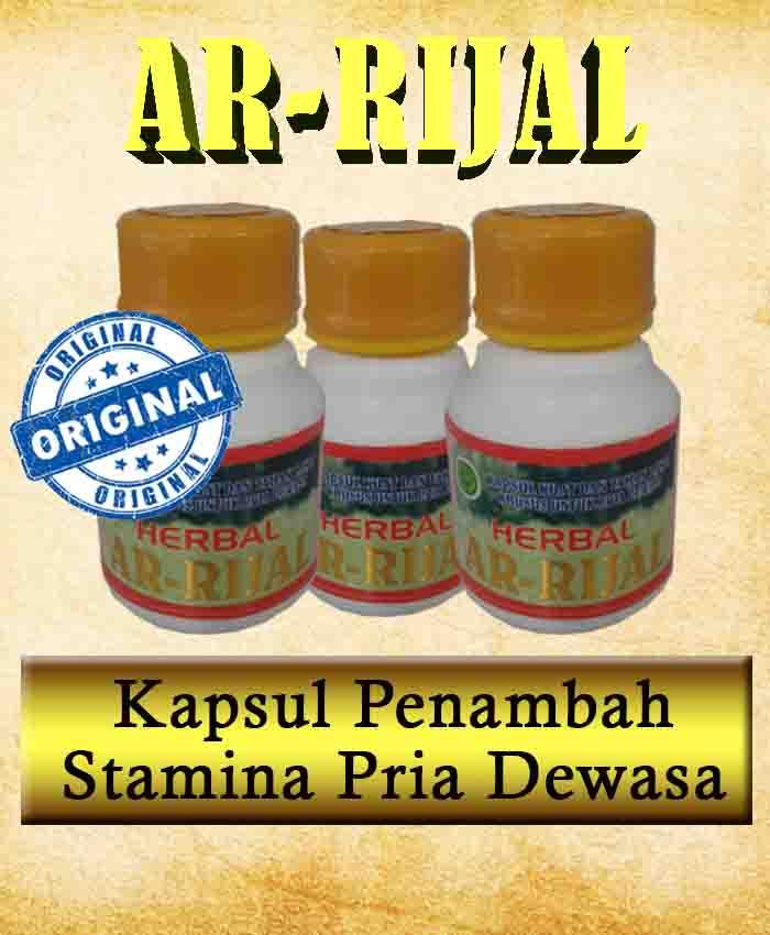 Manfaat Herbal Ar-Rijal Untuk Vitalitas Pria