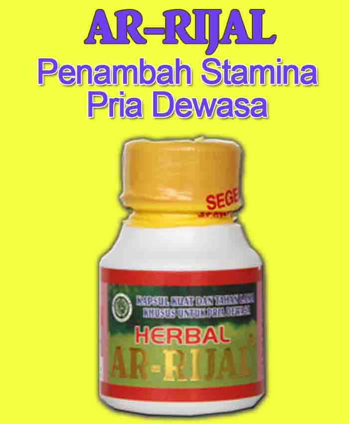 Distributor Herbal Ar-Rijal Di Jogja