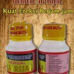 Ciri-ciri Herbal Ar-Rijal Asli
