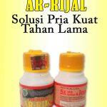 Testimoni Herbal Ar-Rijal Untuk Ejakulasi Dini