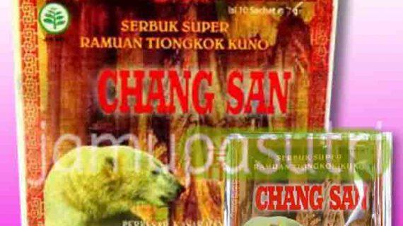 Jual Obat Kuat Chang San Cap Beruang Untuk Stamina Pria