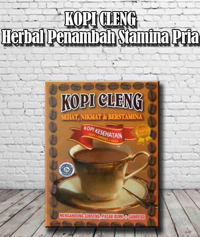 Order Kopi Cleng CV Jamu Moro Sehat Di Surabaya