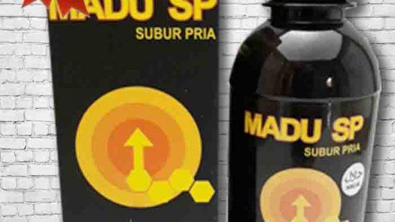 Herbal Madu Penyubur Sperma Asli Madu SP Subur Pria