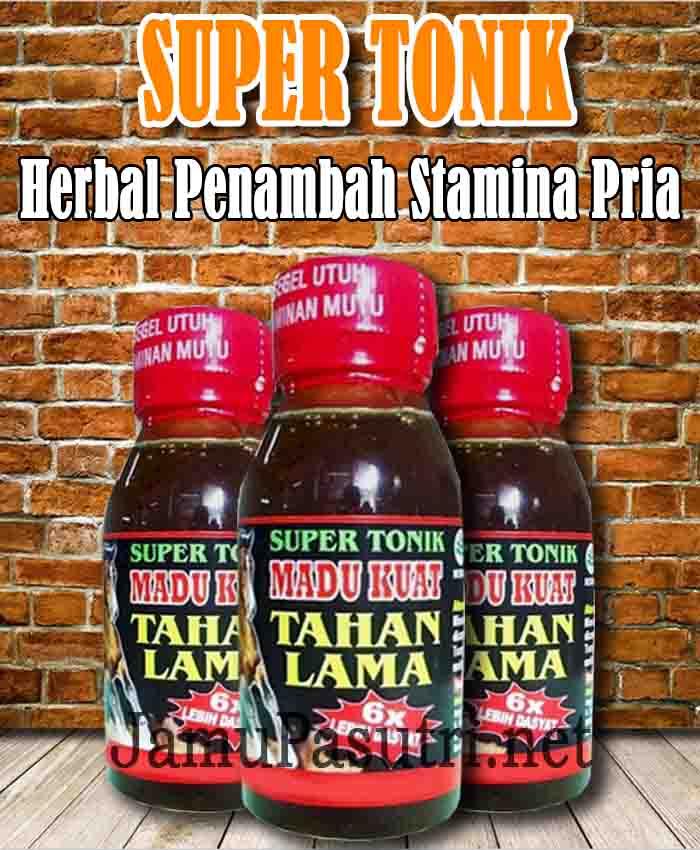 Aturan Minum Madu Kuat Tahan Lama Super Tonik