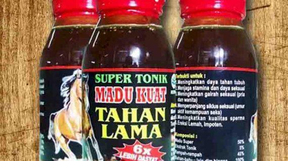 Review Madu Kuat Tahan Lama Super Tonik Untuk Stamina