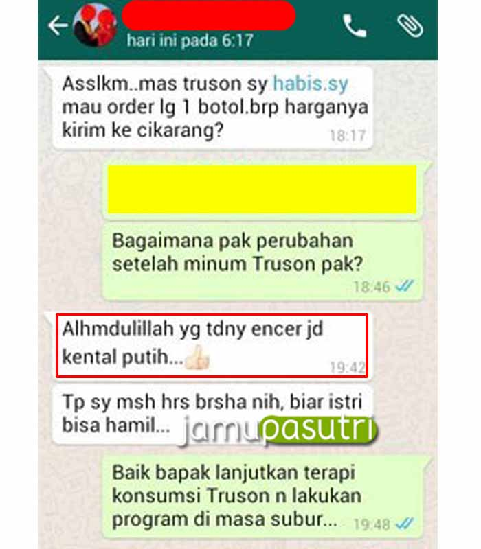 Agen Resmi Truson Hpai Surabaya Lemah Syahwat
