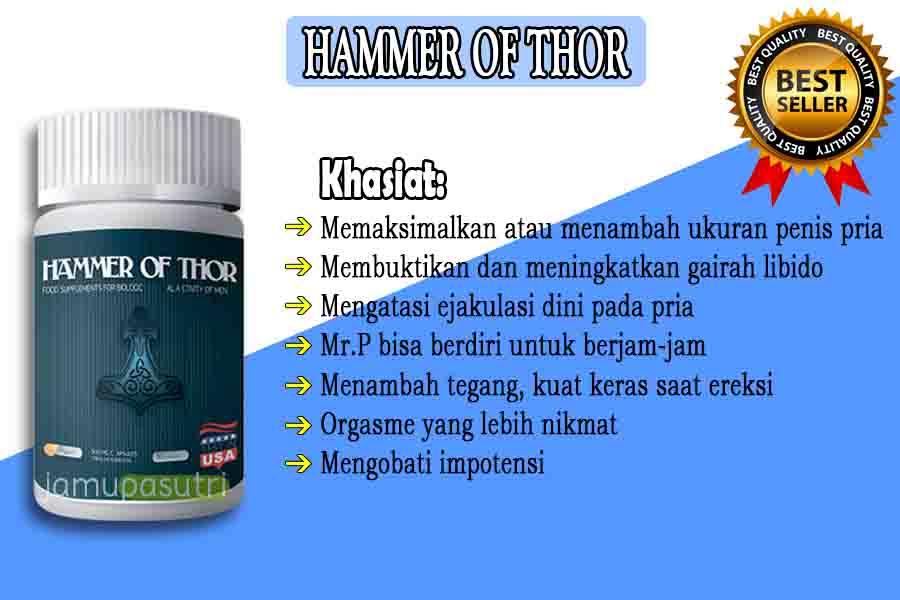 Hammer Of Thor Khasiat Dan Komposisi