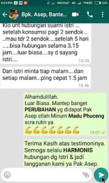 Beli Madu Phu Ceng Asli Di Jakarta