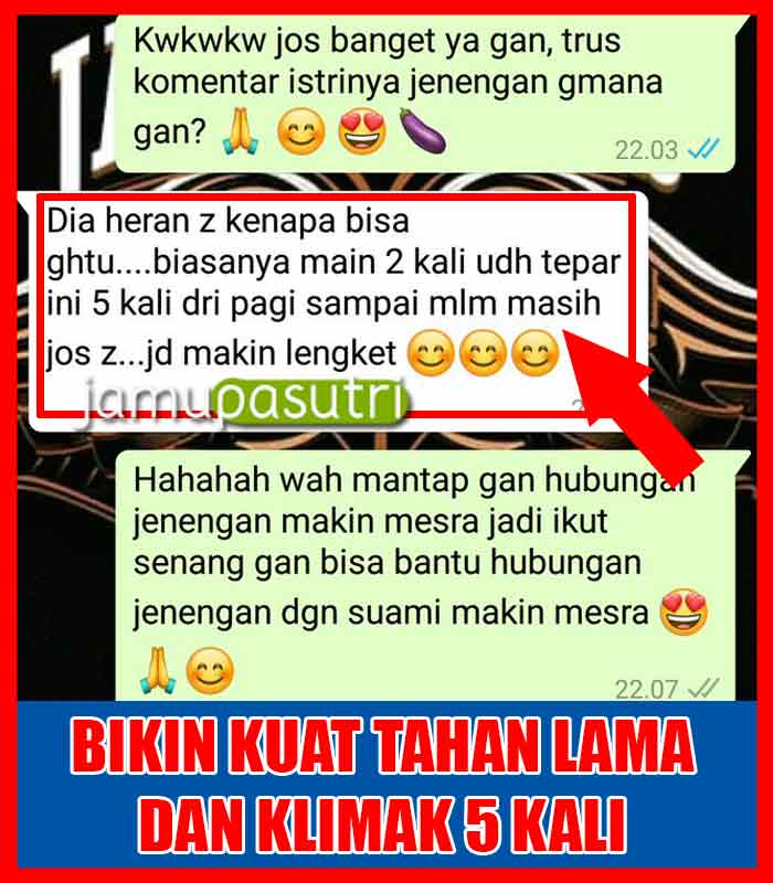 Testimoni Tisu Magic