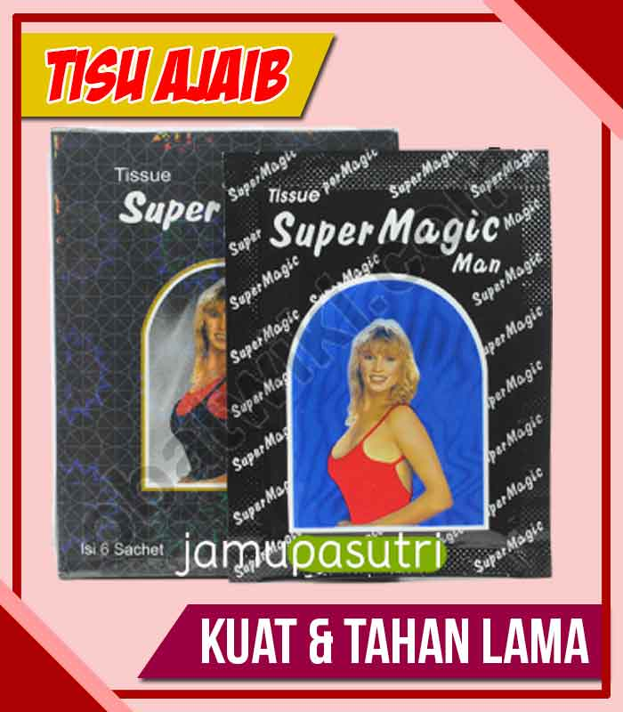 Supplier Tisu Magic Obat Kuat Oles di Tamiang Layang