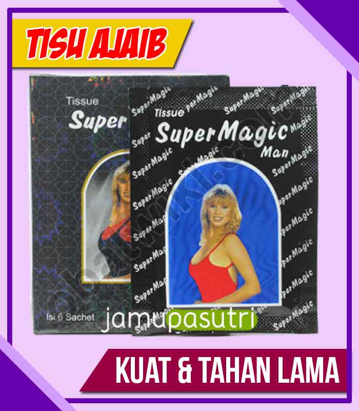 Supplier Tisu Magic Obat Kuat Oles di Batulicin