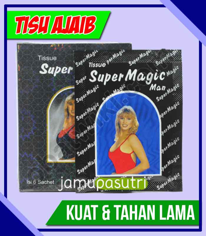 Supplier Tissue Magic Obat Kuat Oles di Aceh Barat Daya