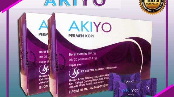 Jual Permen Penambah Libido Akiyo Candy di Singkawang